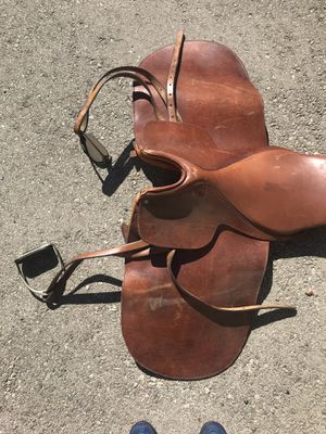 Horse saddle as is for Sale in Upland, CA