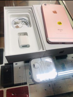 iPhone 6s factory unlocked for Sale in Boys Town, NE