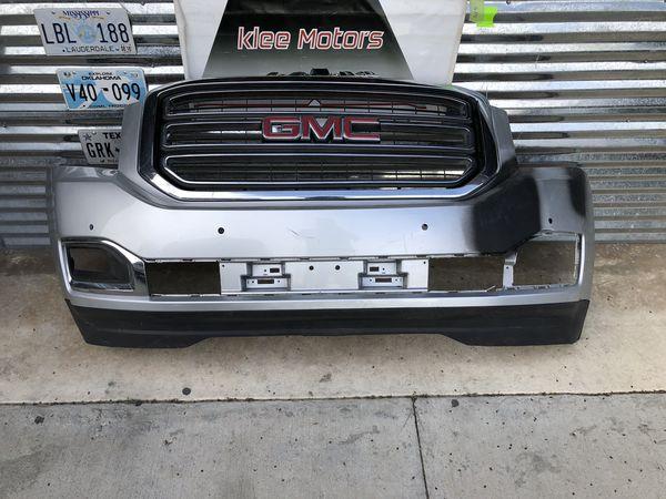 2015-2018 GMC Yukon Front Bumper Cover W/ Grille