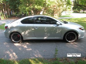 "18"" Rims - Black w/ Chrome Lip for Sale in Stoughton, MA"