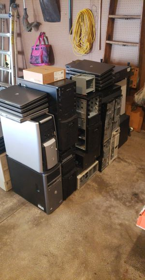 Free E-Waste Recycling Pickup for Sale in Fort Wayne, IN
