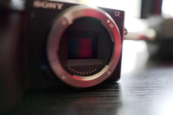 Sony 4K A6500 Body - mint condition