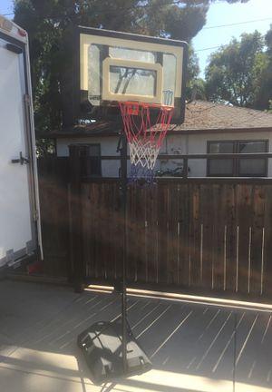 Adjustable mini basketball hoop for Sale in Claremont, CA
