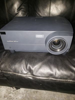 NEC Multisync Mt1020 Projector for Sale in Oceanside, CA