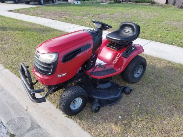 Craftsman Ys4500 Riding Mower 19hp 46 Quot Deck And Auto
