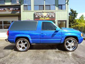 1994 Chevy blazer for Sale in Lake Stevens, WA