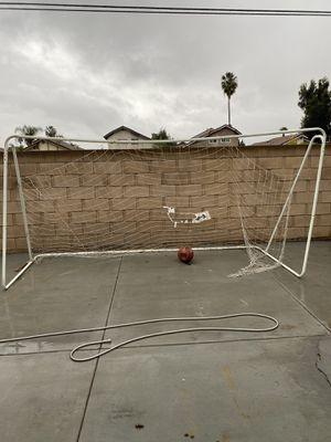 Soccer goal / portería for Sale in Moreno Valley, CA