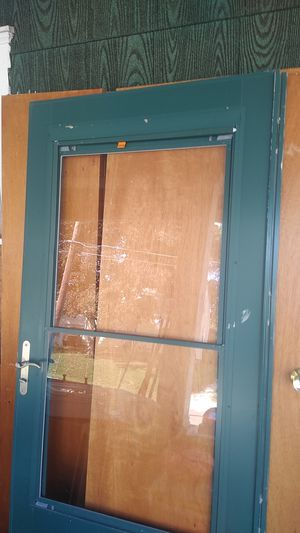 Metal door for Sale in Canton, OH