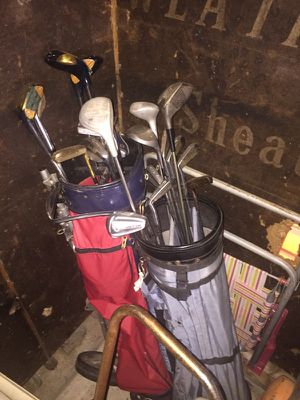 Golf clubs for Sale in Fredericktown, OH