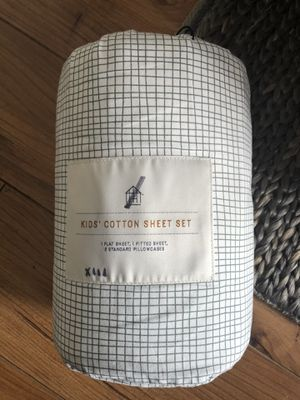 Hearth and hand Joanna Gaines target full cotton sheet set for Sale in Ontario, CA