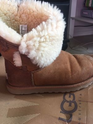 Uggs with box for Sale in Salt Lake City, UT