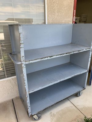 Moving Metal Shelves for Sale in Clovis, CA