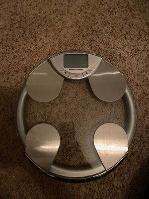 Health meter scale for Sale in Galena, OH