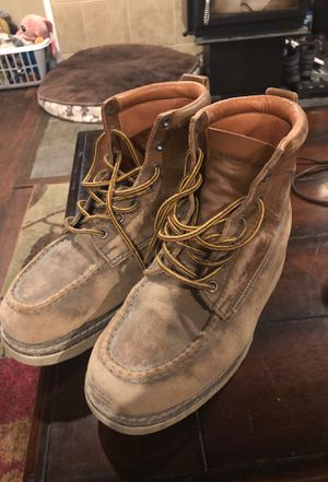 Die Hard work boots - men's size 8 for Sale in Fife, WA