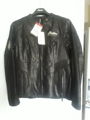 Indian Motorcycles Women's Leather Jacket for Sale in West Palm Beach, FL