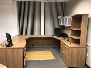 Beautiful office desk . Brand new $500 for Sale in Alexandria, VA