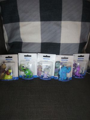 Monster Inc Collectables for Sale in Santee, CA