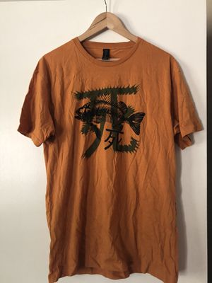 Firefly Jane dead fish shirt loot crate size large for Sale in Pearland, TX