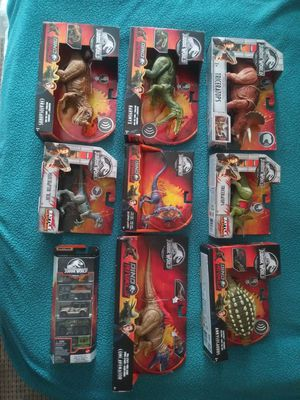 Jurassic World diferet PRICES for Sale in Downey, CA