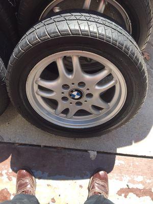 BMW RIMS WHEELS for Sale in Newport News, VA