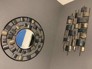 Metal Wall Art for Sale in Pflugerville, TX