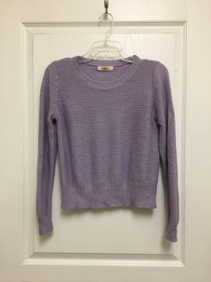 Lilac Sweater for Sale in San Jose, CA