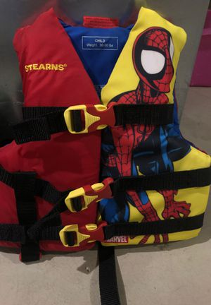 Stearns life vest for Sale in Bloomingdale, IL