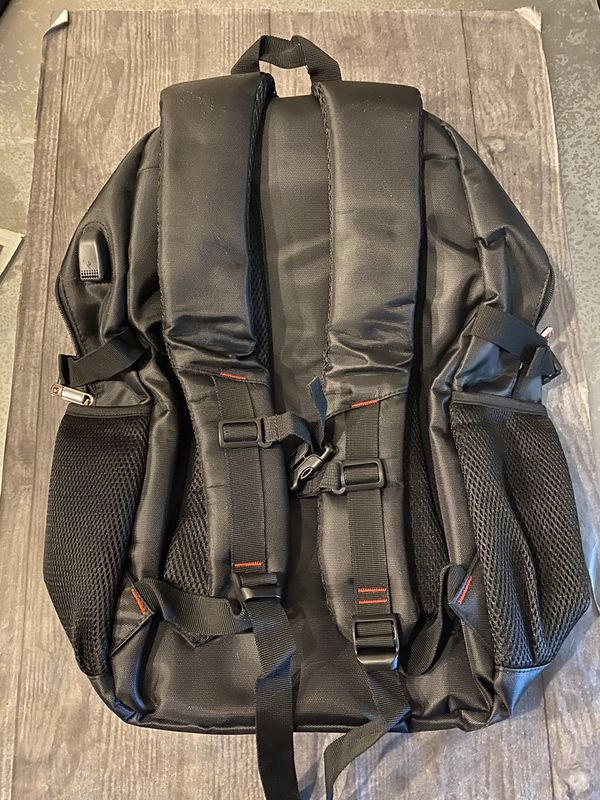 Augur laptop backpack