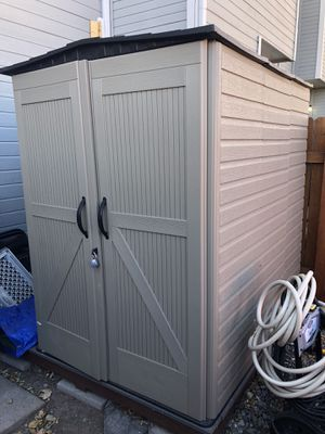 Shed for Sale in Colorado Springs, CO
