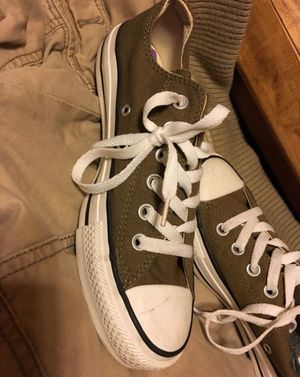 Men's Converse size 6 $40 each for Sale in Balch Springs, TX