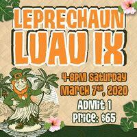 Leprechaun Luau tickets