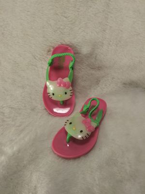 HELLO KITTY SANDALS for Sale in Overland, MO