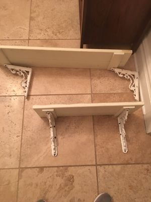 Pottery Barn Wall Shelves for Sale in Tampa, FL