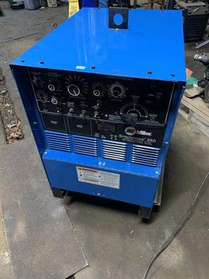 Miller synchrowave 250 tig and arc welder cc-dc-ac BRAND NEW for Sale in Sanger, CA