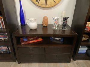 Entertainment stand/storage for Sale in Rockville, MD