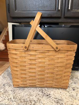 Longaberger basket for Sale in Glendale, AZ