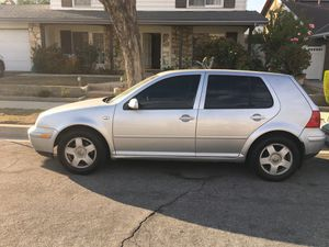 2002 VW Golf Manuel 148,000 miles for Sale in ROWLAND HGHTS, CA
