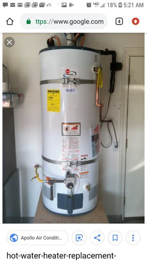 USED, CLEAN AND WORKING WATER HEATERS for Sale in San Diego, CA