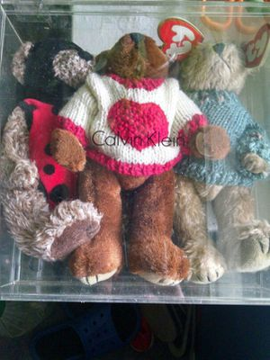 Special Beanie Baby Bears for Sale, used for sale  Yonkers, NY