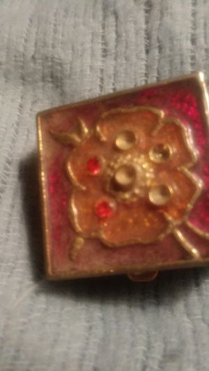 Miniature antique jewelry box for Sale in Linda, CA