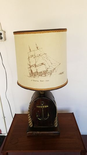 Unique Vintage Lamp for Sale in Tucson, AZ