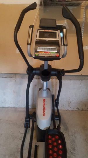 nordictrack 10.9 elliptical for Sale in Herndon, VA