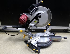 Chicago Electric Power Tools 12 In. Dual-Bevel Sliding Compound Miter Saw (69684) for Sale in Sunrise, FL