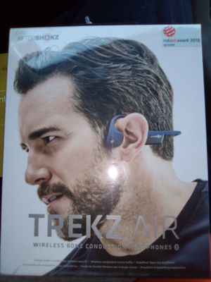 Trekz Air wireless headphones for Sale in Houston, TX
