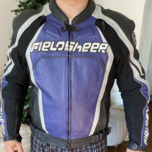 Fieldsheer Motorcycle Racing Jacket for Sale in Suisun City, CA