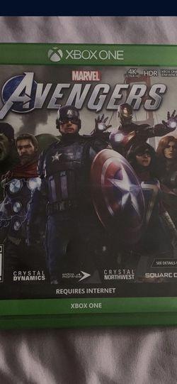 Marvel Avengers Game for Sale in Whittier,  CA