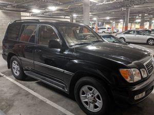 2000 Lexus LX470 for Sale in Los Angeles, CA