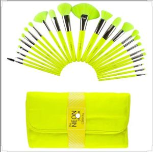 Neon yellow brush set beauty creation for Sale in Riverside, CA