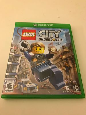 Lego City Undercover Game for XBOX for Sale in Aventura, FL