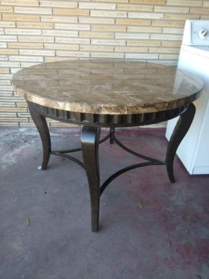 Table marmol 6 chair for Sale in Houston, TX